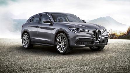 Alfa Romeo Stelvio 2017 começa a ser vendido em versão especial