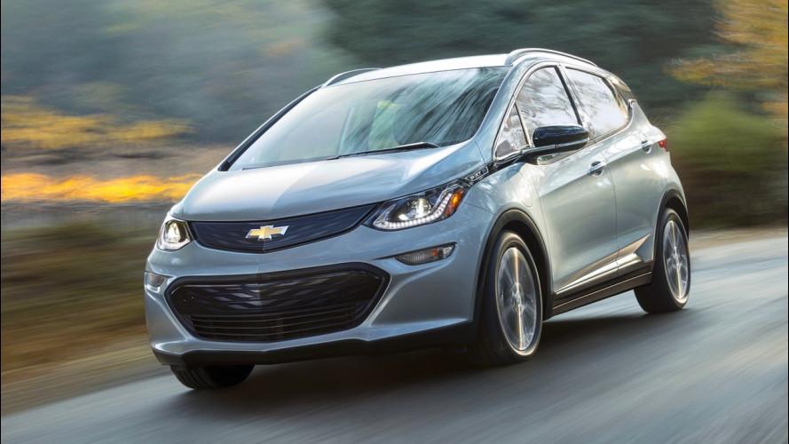 Chevrolet anuncia entrega das primeiras unidades do Bolt na Califórnia