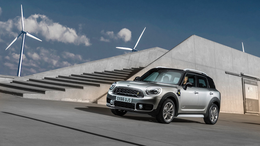 Mini Countryman gets plug-in hybrid option