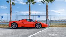 PHOTOS - Cette Ferrari Enzo a appartenu à Michael Schumacher