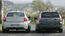 SPY PHOTOS: Saab 9-3 Next Generation