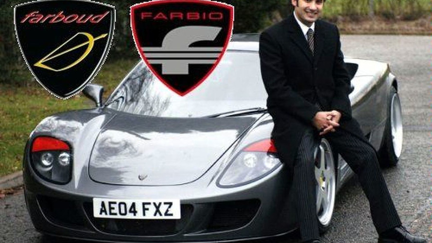 Farboud Becomes Farbio