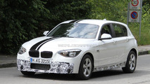 2012 BMW 1-Series M-Sport-Package spied with little disguise