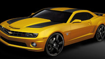 2012 Chevrolet Camaro Transformers Special Edition announced