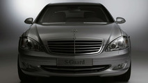 Mercedes-Benz S 600 Guard