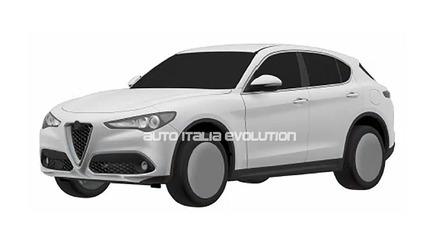 Alfa Romeo Stelvio returns in non-Quadrifoglio flavor