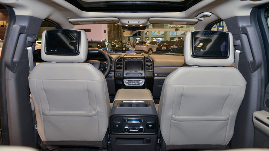 2018 Ford Expedition Is Bigger Stronger Lighter