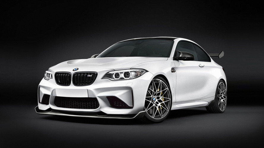 BMW M2 CS with M4 engine apparently happening