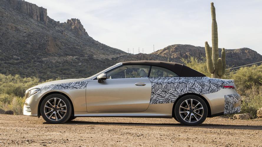 2018 E400 Convertible >> 2018 Mercedes E-Class Cabriolet First Ride: Making of a ...