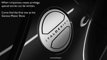 Italdesign teases new concept with possible EV plug-in cap