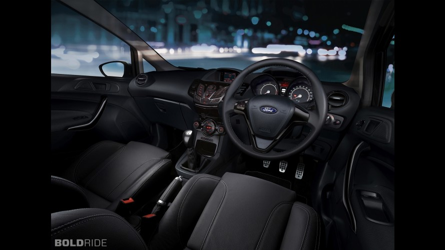 Ford Fiesta Sport Special Edition Europe