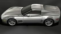 Design exercise: C3R Corvette Stingray Retro Design Project