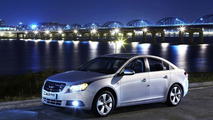 Chevy Cruze Based Daewoo Lacetti Launches in Korea