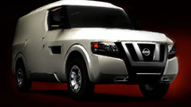 Nissan to Unveil NV2500 Commercial Vehicle Concept
