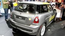All Electic Mini E at 2008 Los Angeles Motor Show