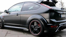 Ford Focus RS Black Racing Edition by Anderson 13.04.2011