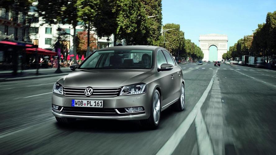 2014 VW Passat could spawn coupe & convertible variants - report