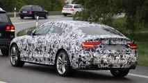 2012 Audi S5 Sportback facelift spied
