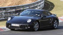 2012 Porsche 911 Nürburgring testing 29.03.2011