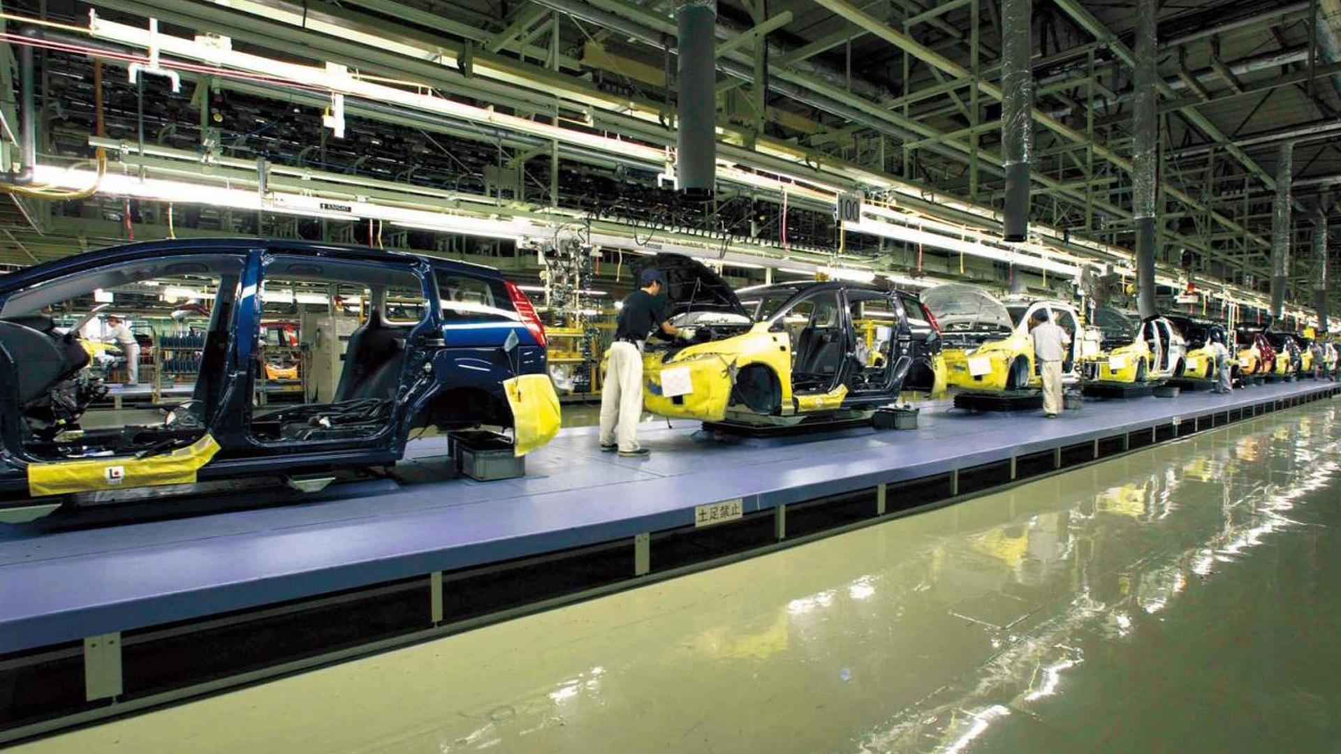 Former Mazda employee goes on rampage at Hiroshima plant - kills one