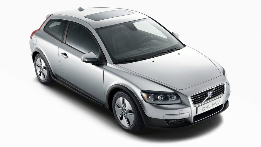 Volvo C30 Electric Vehicle Project Announced