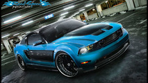 Reed Speed to Offer 700hp Package for 2010 Ford Mustang