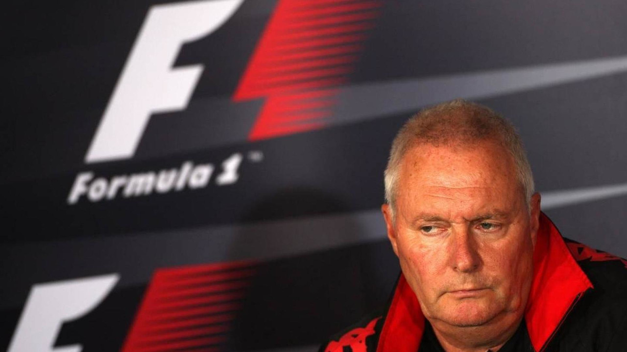 Virgin Racing Sporting Director - Formula 1 World Championship, Rd 13, Belgium Grand Prix, 27.08.2010 Spa, Belgium, John Booth