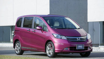 Honda Freed Styling Study 2010