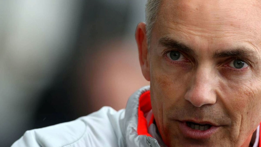 Whitmarsh admits Alonso loss a 'massive regret'