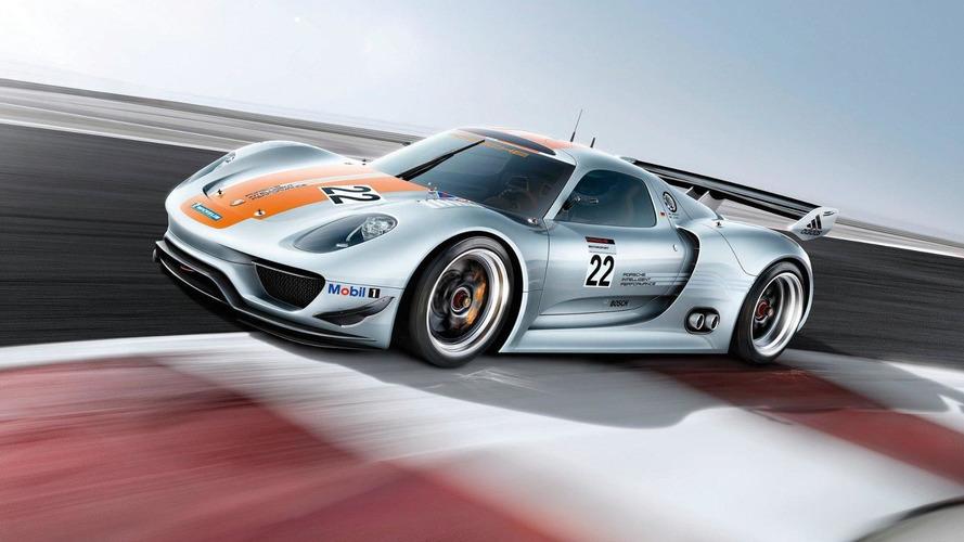 2015 Porsche 960 supercar comes into focus - rumors
