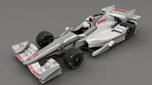 Honda unveils 2015 IndyCar aero kit [video]
