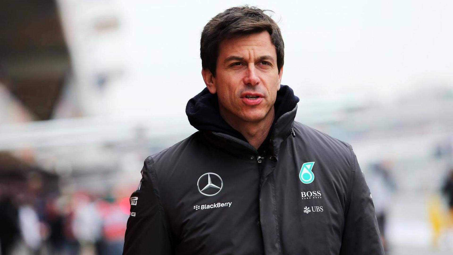 Wolff says F1 'shark tank' alive and well