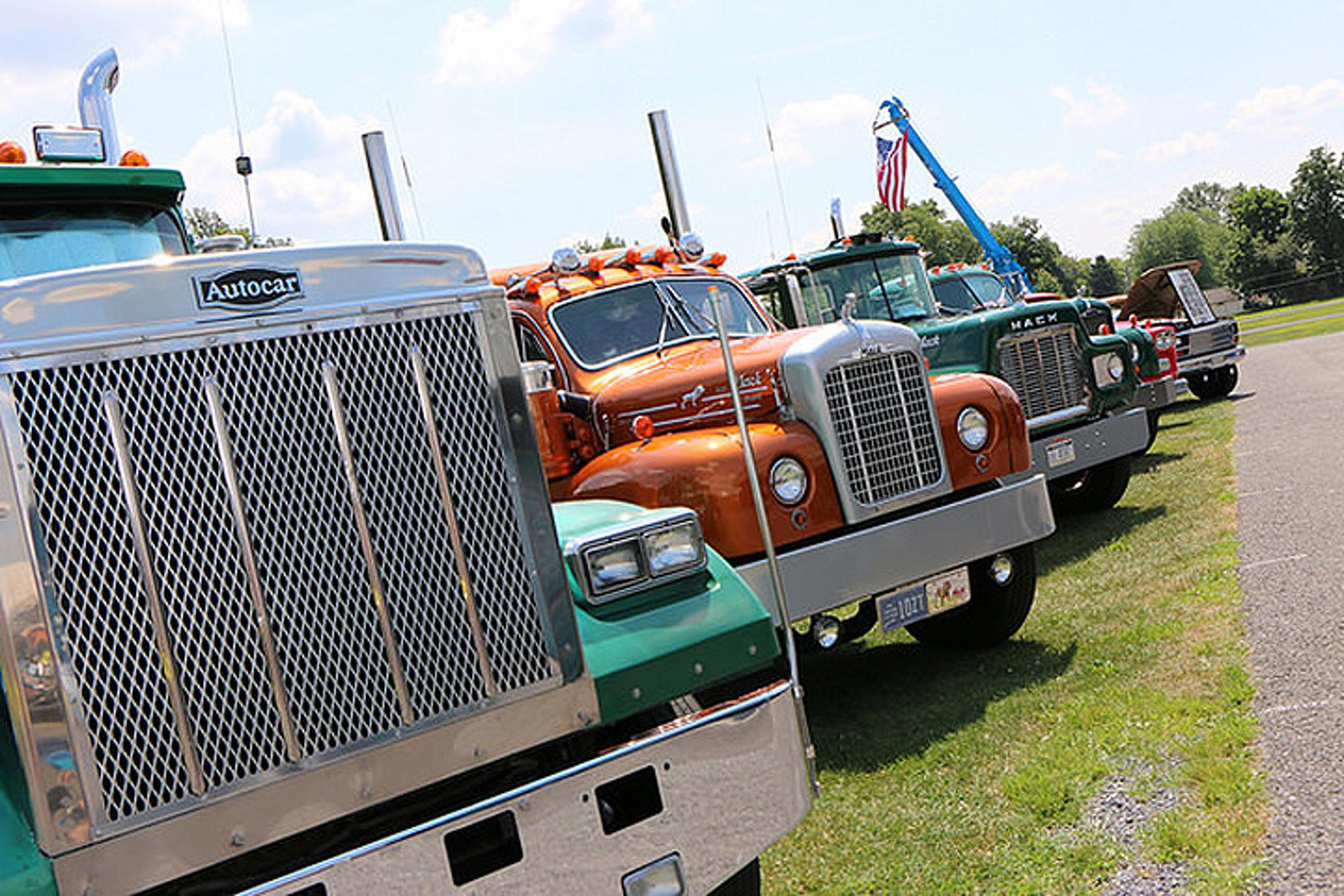 Scratch Pebble Beach, Carlisle Truck National Looks More Fun