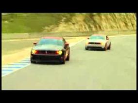 2012 Boss Mustang Laguna Seca Tracking
