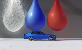 Video: BMW Shows the Artsy Side of the M5