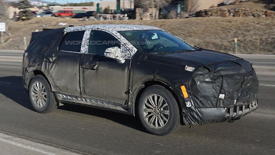 Cadillac SRX successor confirmed for early 2016