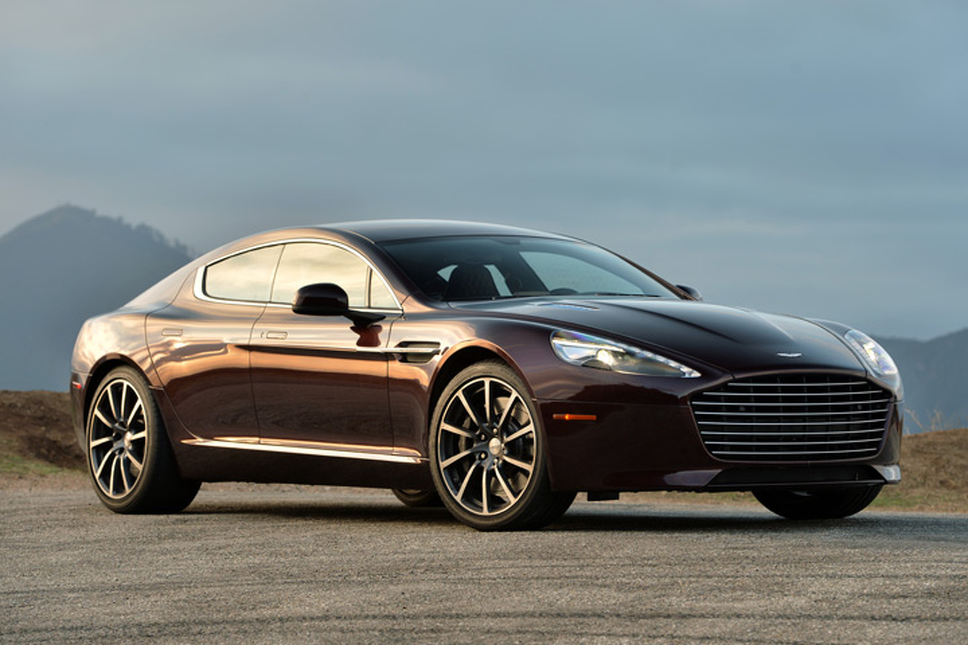 The Future Could Yield 1,000HP Aston Martin Hybrids