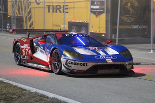 This is What A Ford GT Race Car Looks Like After 20 Hours on the Track