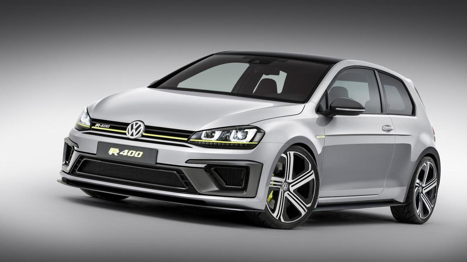 Volkswagen Golf R400 axed because of Dieselgate?