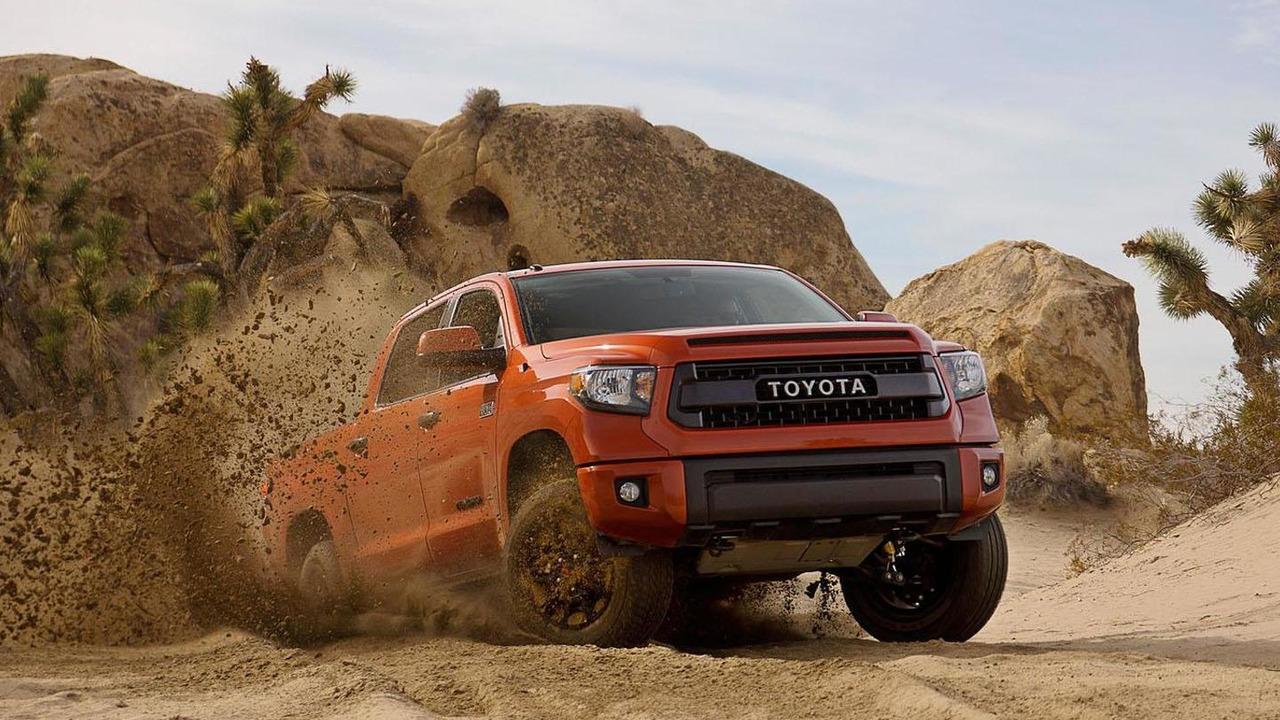 Тойота тундра полный привод своими руками