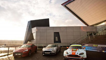 Aston Martin V8 Vantage GTE & DBR 1-2 race cars up for sale