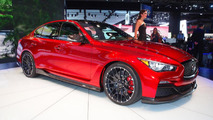 Infiniti confirms Q60 coupe, performance model and luxury flagship due before 2018