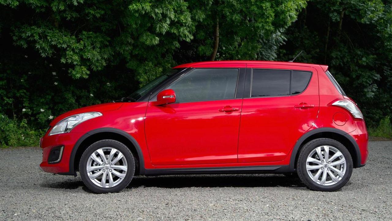 2014 Suzuki Swift 4x4 08.7.2013