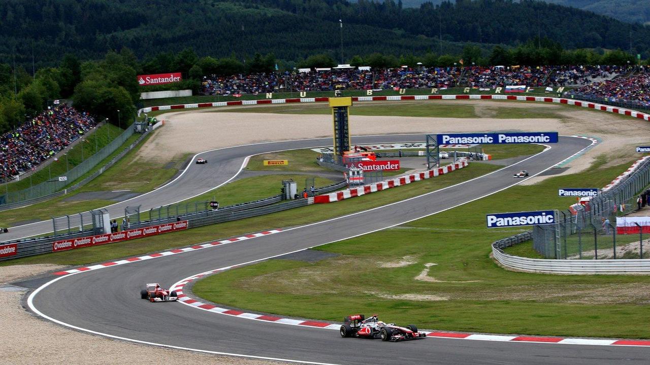 Lewis Hamilton, Nurburgring, German Grand Prix, 24.07.2011