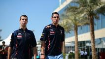 Red Bull confirms two testers Buemi, da Costa