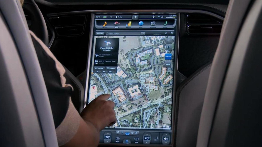 China-spec Tesla Model S lacks navigation support because Google Maps not supported
