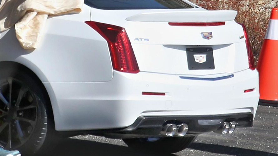 Cadillac ATS-V Coupe teased, debuts on Nov. 18th [video]