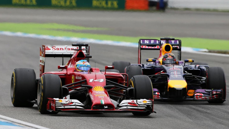 Alonso, Vettel fend off seat swap rumour