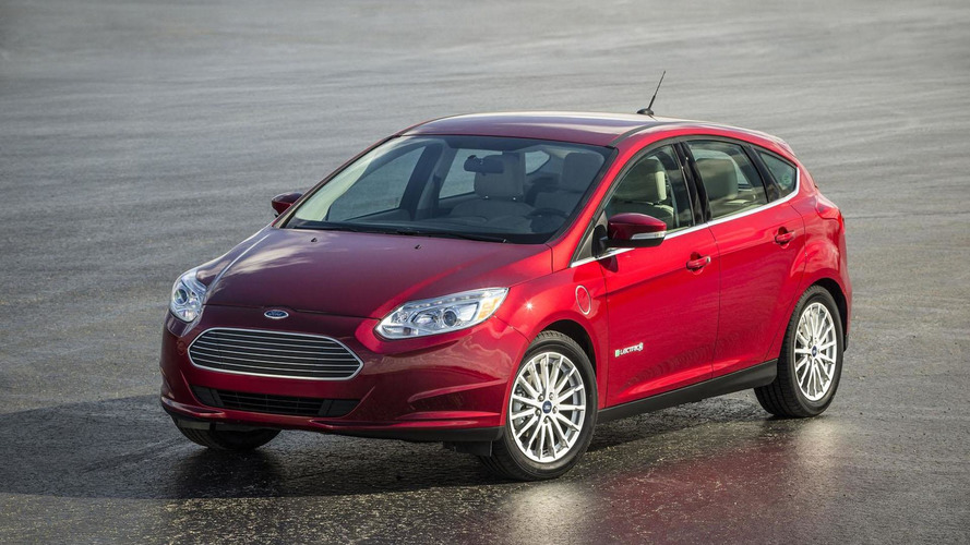 Ford won't chase Tesla, 2017 Focus Electric will only have a 100 mile range