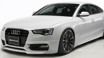 Wald previews their Sports Line package for the Audi A5 Sportback